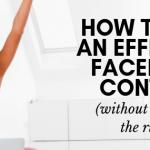 Blog - How to Run an Effective Facebook Contest